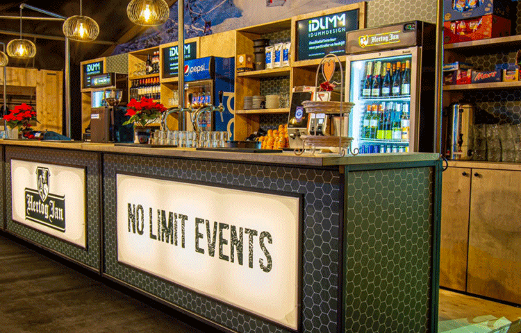 No Limit Events bar die ingezet word op grootschalige evenementen
